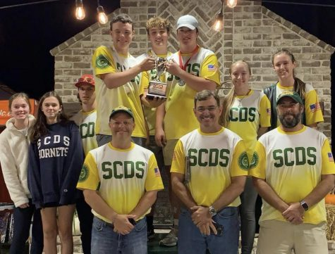 SCDS Clay Target Team